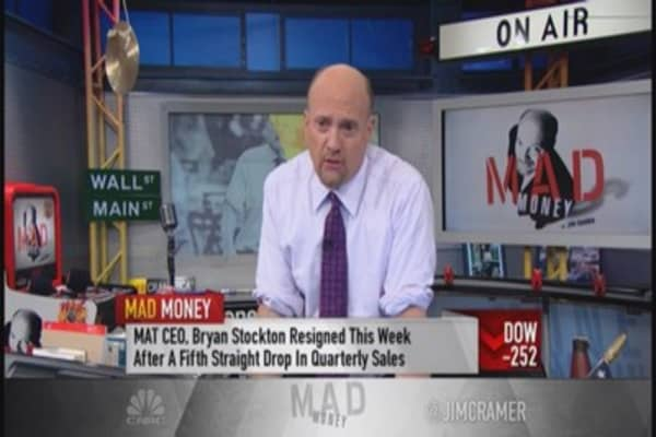 Cramer preps for the week ahead: Exxon, Disney & jobs