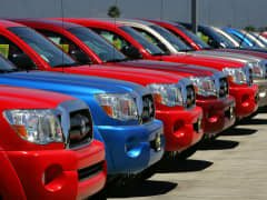 Toyota dealership, auto dealer, auto sales