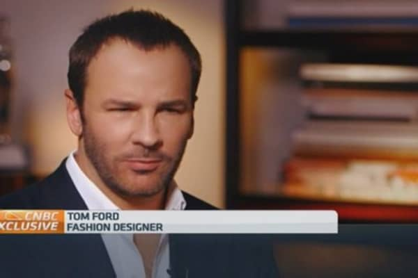 Geopolitics with Russia has affected business: Tom Ford