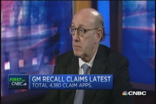 GM claims deadline passes
