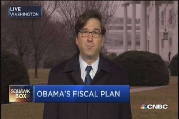 Obama's 2016 fiscal budget: Jason Furman