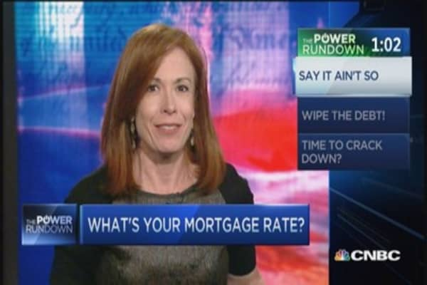 Sad, not surprising: People don't know their mortgage rate