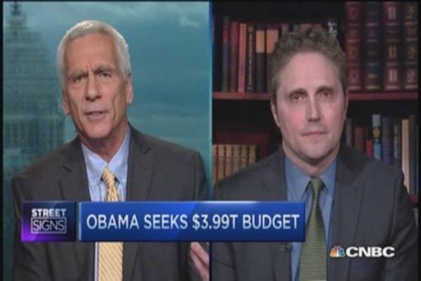 Budget battle brews in DC