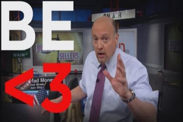 Cramer: Let me be clear about oil