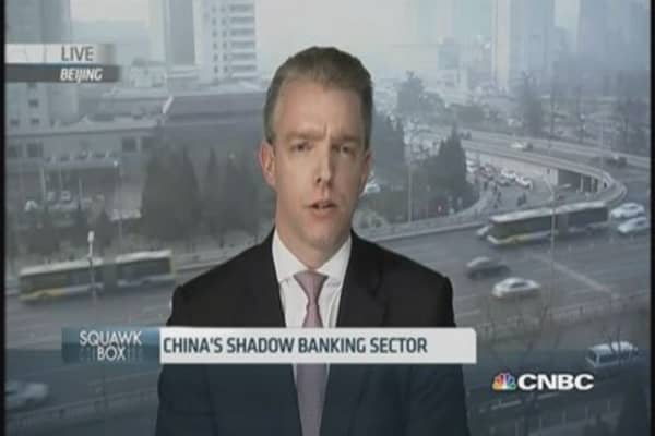 China's shadow banking: Not as risky as you think?