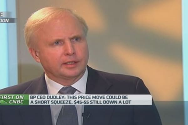 BP CEO: OPEC wants to 'test the market'
