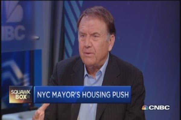 Pulse of real estate: Richard LeFrak
