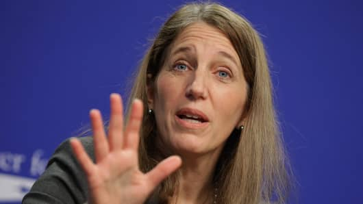Health and Human Services Secretary Sylvia Matthews Burwell