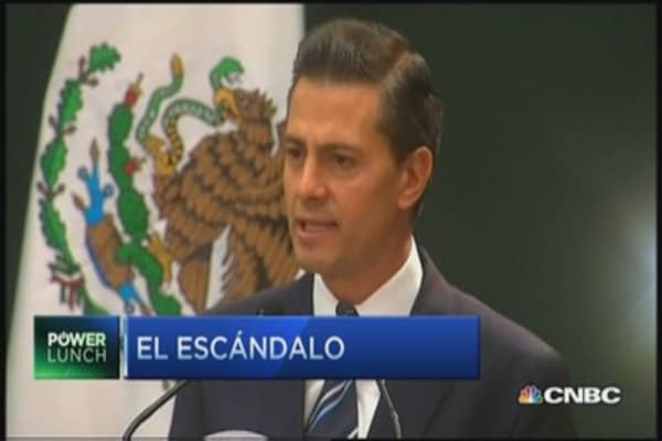 Mexico president to investigate home purchases