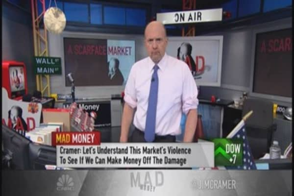 Cramer: The Scarface market