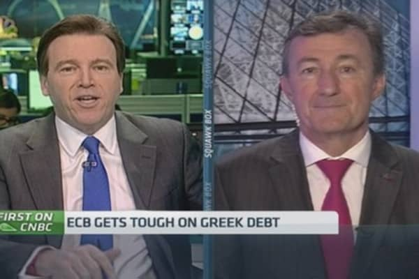 Greek debt saga not affecting confidence: CEO