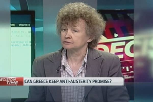 Greece vs Germany: Expect a 'massive compromise'