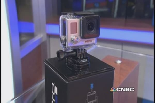 GoPro regains its mojo