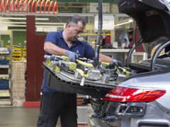 Mercedes-Benz  Europe Germany economy