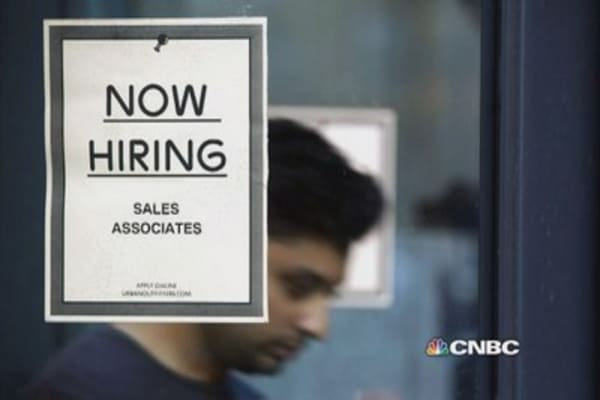 Why it's hard to find fault with Friday's jobs numbers