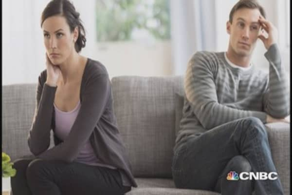 Divorce and your budget