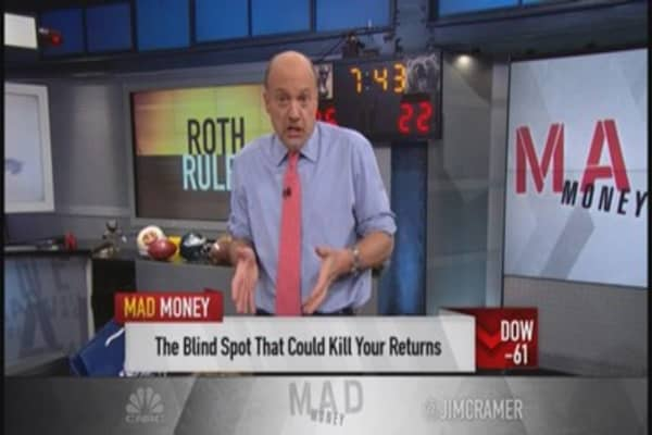 Cramer's tips for your retirement