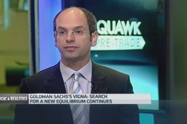 We're in a 'new oil order': Goldman Sachs