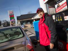 gas prices crude oil