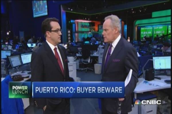 Puerto Rico: Beware buyer