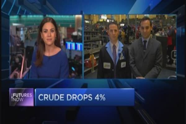 Will crude crush continue? Traders debate