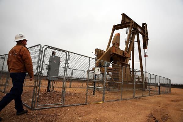 oil crude gas