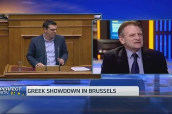 Forcing a Grexit resolves nothing: Strategist