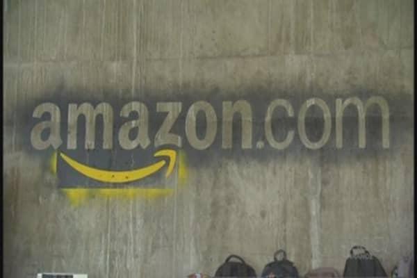 Analyzing Amazon¿s stock