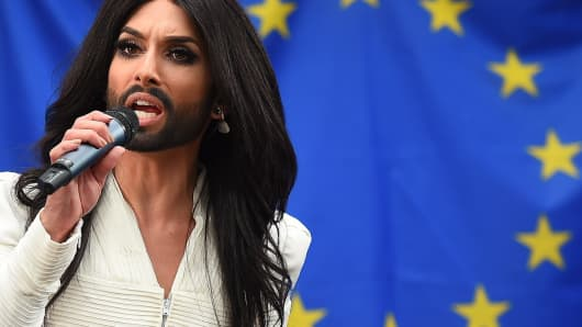 BELGIUM-EU-ENTERTAINMENT-WURST