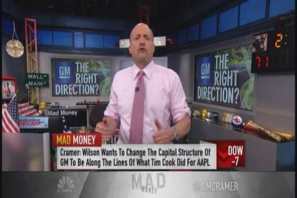 Cramer: Why Tim Cook is Babe Ruth