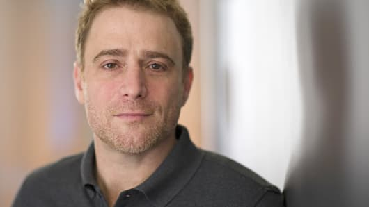 Slack co-founder and CEO Stewart Butterfield