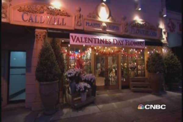 War of the roses: Main St. vs. e-commerce this Valentine's Day