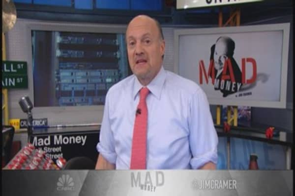 Cramer: What is working