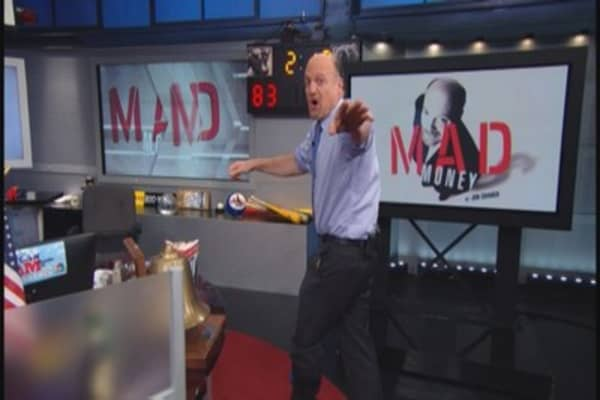 Cramer's game plan for next week