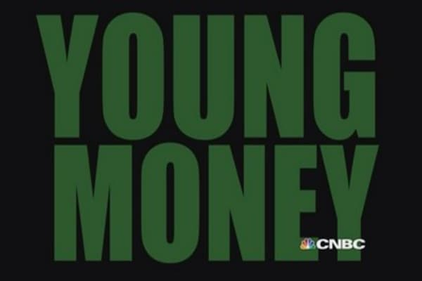 Young money: Breaking bad habits
