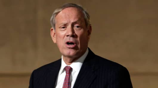 Former New York Gov. George Pataki.