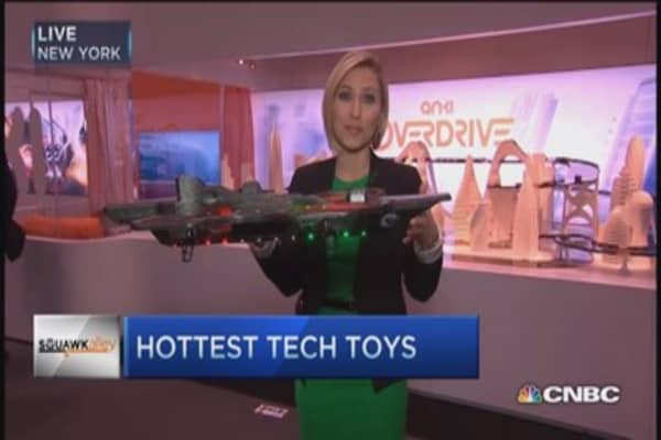 Hottest tech toys: Convo with Barbie