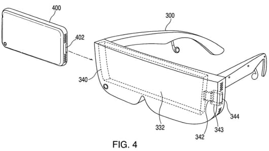 apple wins patent for virtual reality goggles