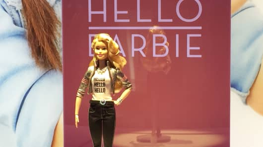 Barbie Toy Fair