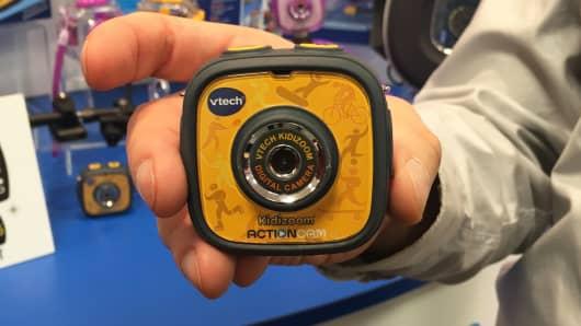 Vtech camera Toy Fair