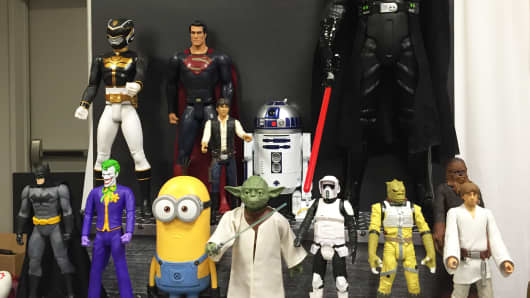 Star Wars Toy Fair