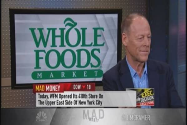 Creativity in culture of Whole Foods: CEO