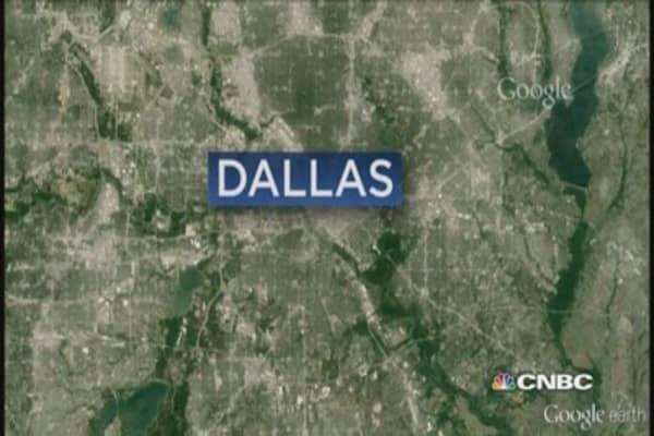 Snapshot of Dallas real estate