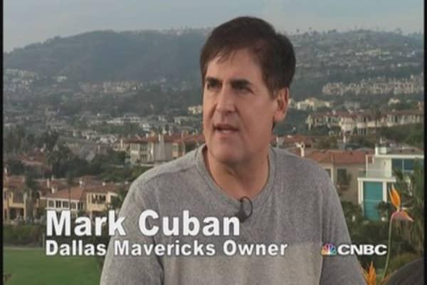 Mark Cuban: Net neutrality demonization of a few companies