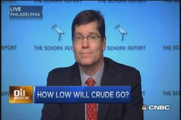 Oil expert: Likely see $30 handle before balance mid-2016