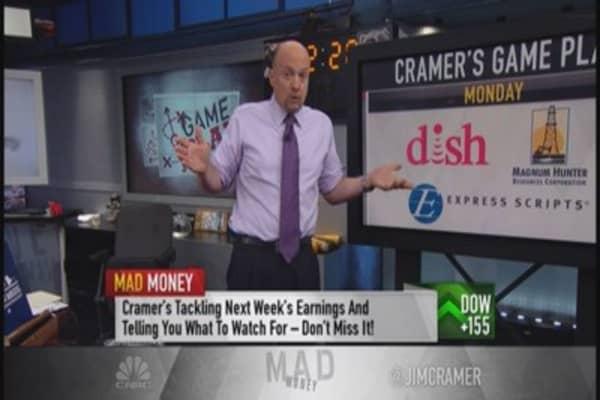 Cramer: Be prepared for Greek euphoria to fade