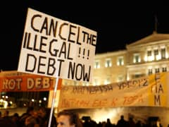 Greece debt bankruptcy