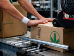 Herbalife distribution center in Los Angeles.