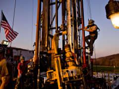Oil gas Chesapeake