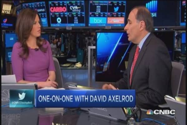 Axelrod: US needs higher wages